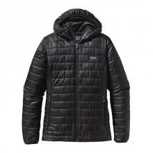 Women's Nano Puff Hoody by Patagonia in Truckee Ca