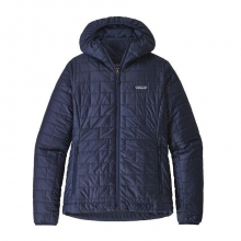 Women's Nano Puff Hoody by Patagonia in Tucson Az