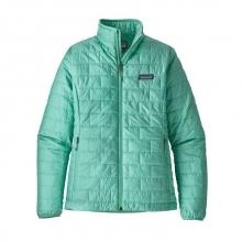 Women's Nano Puff Jacket by Patagonia in Nanaimo Bc