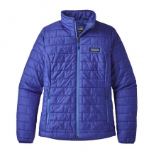 Women's Nano Puff Jacket by Patagonia in Courtenay Bc