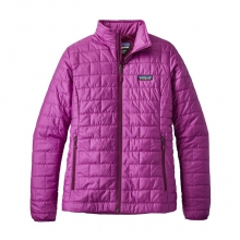 Women's Nano Puff Jacket by Patagonia in Iowa City IA