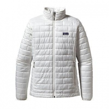 Women's Nano Puff Jacket by Patagonia in Madison Al