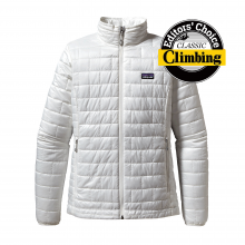 Women's Nano Puff Jacket by Patagonia in Beacon Ny