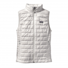 Women's Nano Puff Vest by Patagonia in Mountain View Ca