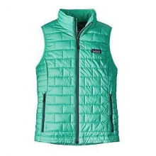 Women's Nano Puff Vest by Patagonia in Memphis Tn