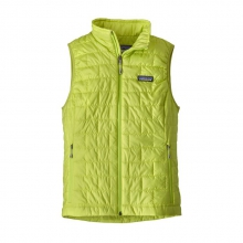 Women's Nano Puff Vest by Patagonia in Glenwood Springs CO