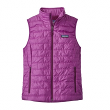 Women's Nano Puff Vest by Patagonia in Bakersfield Ca