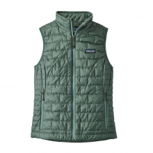Women's Nano Puff Vest by Patagonia in Fort Collins Co