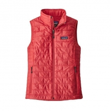 Women's Nano Puff Vest by Patagonia in St Helena Ca