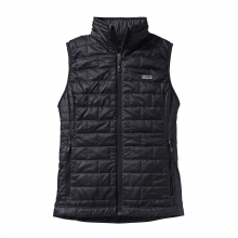 Women's Nano Puff Vest by Patagonia in Canmore Ab