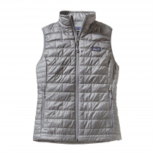 Women's Nano Puff Vest by Patagonia in Courtenay Bc