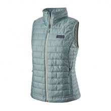 Women's Nano Puff Vest by Patagonia in Crested Butte Co