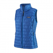 Women's Nano Puff Vest by Patagonia in Fairbanks Ak