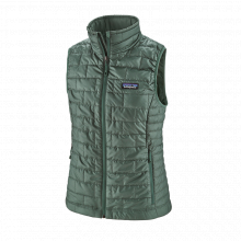 Women's Nano Puff Vest by Patagonia in Chelan WA