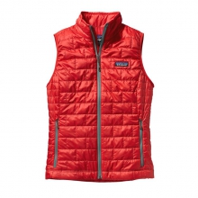 Women's Nano Puff Vest by Patagonia in Clarksville Tn