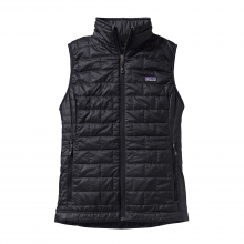 Women's Nano Puff Vest by Patagonia in Solana Beach Ca