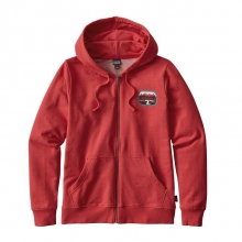 Women's Pointed West MW Full-Zip Hoody by Patagonia