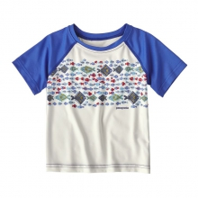 Baby Cap SW T-Shirt by Patagonia in Florence Al