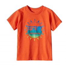 Baby Graphic Cotton/Poly T-Shirt by Patagonia in Montgomery Al