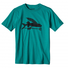 Boys' Flying Fish Cotton/Poly T-Shirt