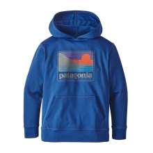 Boys' Graphic PolyCycle Hoody by Patagonia