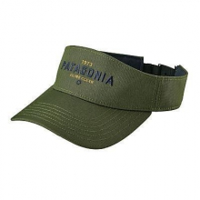 Climb Clean Hex Visor by Patagonia