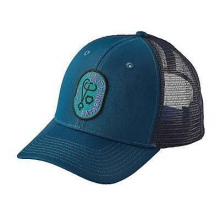 Climb Clean Rack Trucker Hat by Patagonia in Oro Valley Az