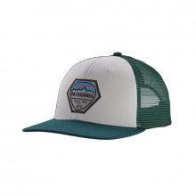 Fitz Roy Hex Trucker Hat
