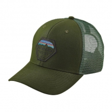 Fitz Roy Hex Trucker Hat by Patagonia in Sioux Falls SD