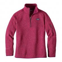 Girls' Better Sweater 1/4 Zip