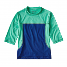 Girls' Water Luvin' Rashguard by Patagonia