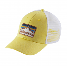 Line Logo Badge LoPro Trucker Hat by Patagonia in Iowa City Ia