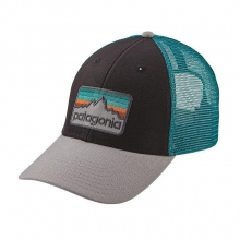 Line Logo Badge LoPro Trucker Hat by Patagonia in Metairie La