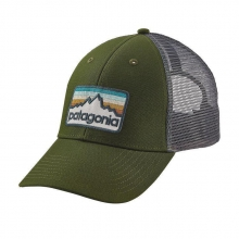 Line Logo Badge LoPro Trucker Hat by Patagonia in Keene Nh