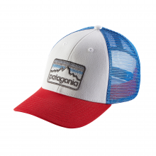 Line Logo Badge LoPro Trucker Hat by Patagonia in Kalamazoo Mi