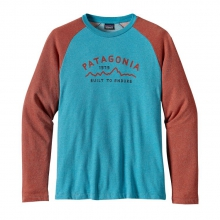 Men's Arched Type '73 LW Crew Sweatshirt by Patagonia