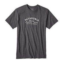 Men's Arched Type'73 Cotton/Poly Responsibili-Tee