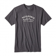 Men's Arched Type'73 Cotton/Poly Responsibili-Tee by Patagonia