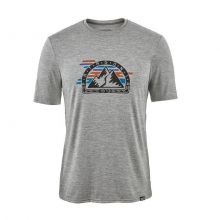 Men's Cap Daily Graphic T-Shirt by Patagonia in Arcata Ca