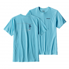 Men's Casting Cotton/Poly Responsibili-Tee by Patagonia in Lewiston Id