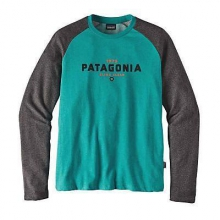 Men's Climb Clean Hex LW Crew Sweatshirt by Patagonia