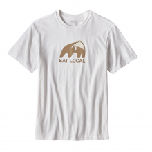 Men's Eat Local Upstream Cotton T-Shirt