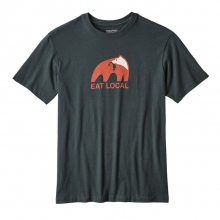 Men's Eat Local Upstream Cotton T-Shirt by Patagonia in Oro Valley Az
