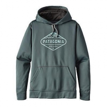 Men's Fitz Roy Crest PolyCycle Hoody by Patagonia