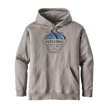 Men's Fitz Roy Hex MW Hoody by Patagonia