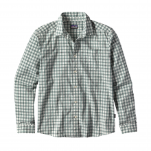 Men's L/S Fezzman Shirt - Reg Fit by Patagonia
