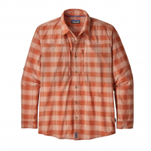 Men's L/S Sun Stretch Shirt by Patagonia in Ridgway Co