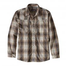 Men's L/S Sun Stretch Shirt