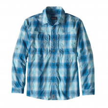 Men's L/S Sun Stretch Shirt by Patagonia