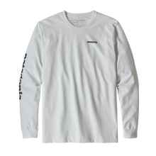 Men's L/S Text Logo Responsibili-Tee